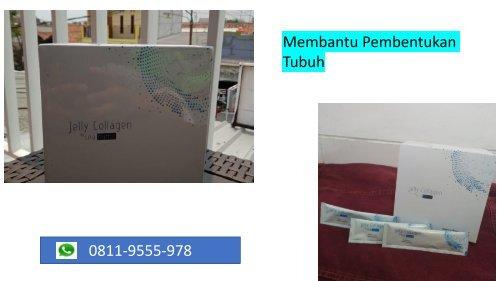 SPESIAL, TELP/WA 0811-9662-996!!! Jelly Collagen By Seacume Serum Pemutih Kulit Pria Di Pekanbaru