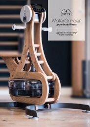 NOHrD WaterGrinder Spec Sheets 2019