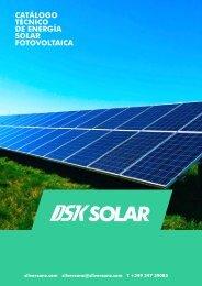 DSK SOLAR