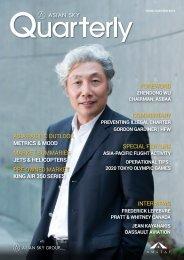 Asian Sky Quarterly 2019Q3