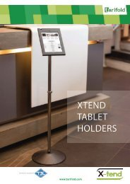 Xtend Tablet Holders