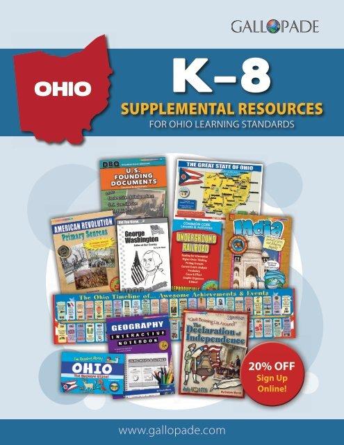Ohio Supplemental Catalog