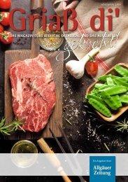 Griaß di-Kochbuch