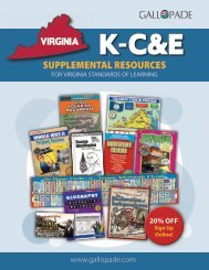 Virginia Supplemental Catalog