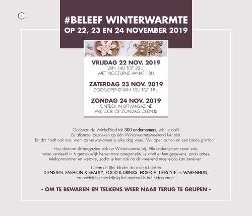 Winterwarmte Oudenaarde 2019