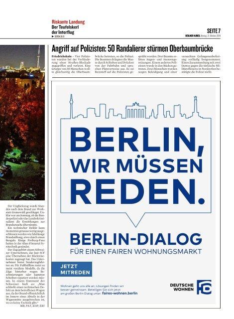 Berliner Kurier 21.10.2019