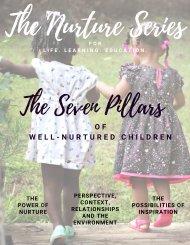 The Seven Pillars Of Well-Nurtured Children Free eBook