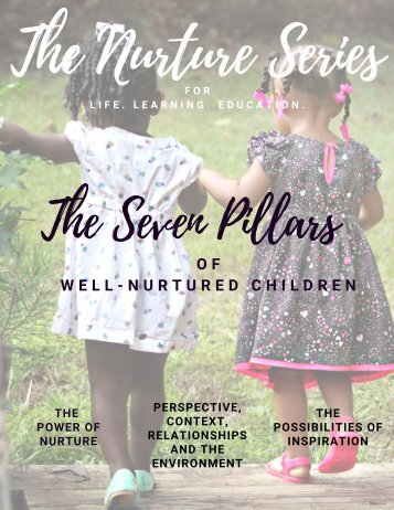 The Seven Pillars Of Well-Nurtured Children Free eBook