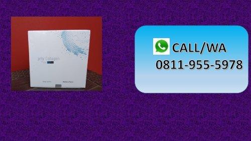 SPESIAL, TELP/WA 0811-9555-978!!! Jelly Collagen By Seacume Serum Pemutih Kulit Dan Wajah Pria Kendiri