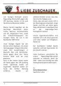 Stadionzeitung TSV Buchbach - VfR Garching - Seite 6