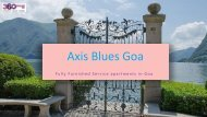 Axis Blues Goa