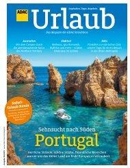 ADAC Urlaub November-Ausgabe 2019 Südbayern