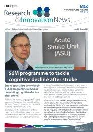 Research & Innovation Newsletter Autumn 2019
