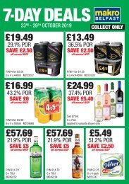 7 Day Deals Belfast - Collect only