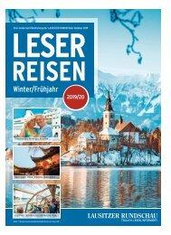 Leserreisen Frühjahr/Winter