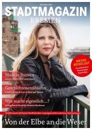 Stadtmagazin November 2019