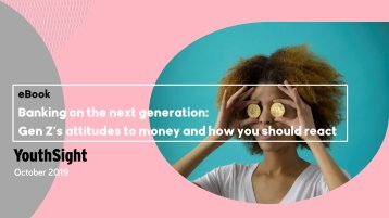 YouthSight eBook - Banking on the next generation