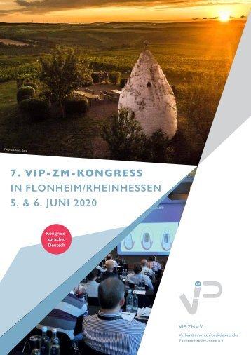 """Einladung zum Kongress """"Biologische Implantologie"""" im Juni 2020"""