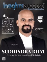 Outstanding Lawyers Making Impact on Legal Industry