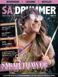 Issue 10 - Sarah Thawer - October 2019