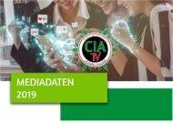 Broschüre CIA-TV Mediadatenblatt 2019