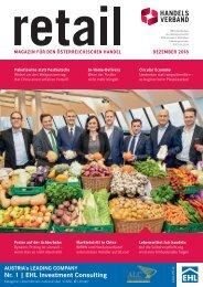 Handelsverband Journal RETAIL 4/2018