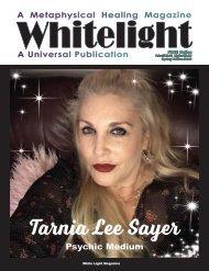 White Light Magazine Spring 2019