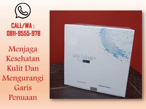 TELP/WA 0811-9555-978, Jelly Collagen By Seacume Mencegah Diabetes Kepulauan Tanimbar