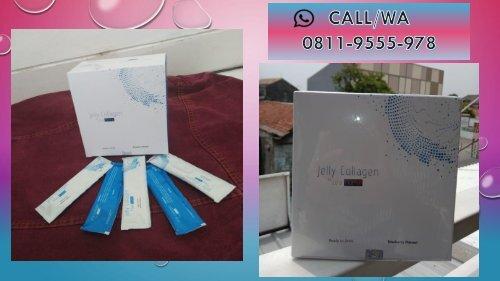 SOLUSI!!! CALL/WA 0811-9555-978, Jelly Collagen By Seacume Serum Pemutih Kulit Dan Wajah Pria Di Banjarbaru