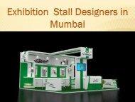 Vedannt Exahibition Stall Designer in Mumbai