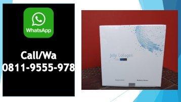 PROMO!!! CALL/WA 0811-9555-978, Jelly Collagen By Seacume Penghilang Jerawat Dan Bruntusan Di Kota Tebing Tinggi