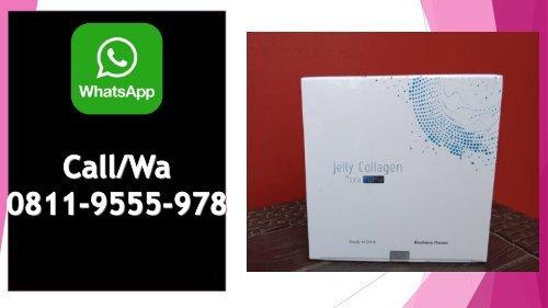 LUAR BIASA!!! CALL/WA 0811-9555-978, Jelly Collagen By Seacume Penguat Tulang Dan Sendi Di Kota Binjai