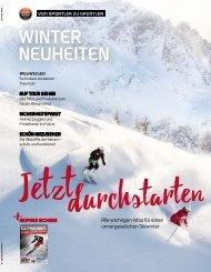 SPORT 2000 Wintermagazin 2019/2020