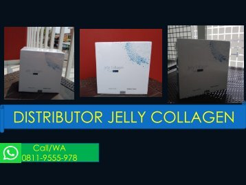 SALE! TELP/WA 0811-9555-978!!! Jelly Collagen By Seacume Serum Pemutih Kulit Dan Wajah