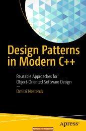 Design Patterns in Modern C