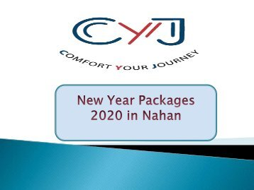 New Year Packages 2020 in Sirmour Retreat Resort in Nahan | New Year 2020