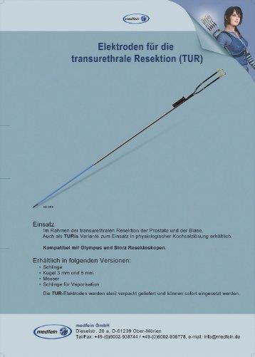 TUR-Elektroden