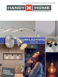 Verlichting Special 2019 - HandyHome Denderleeuw