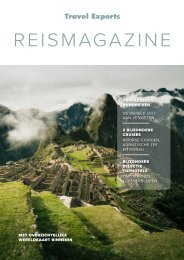 2019 Reismagazine Travel Experts