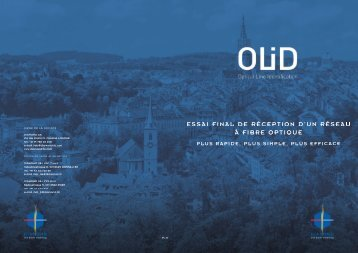 Flyer OLID (French)