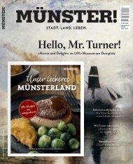 MÜNSTER! Nr. 85 November 2019