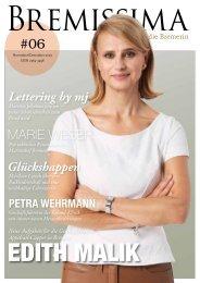 BREMISSIMA Magazin | November-Dezember 2019