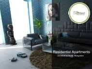 Shriram Greenfield Residential Property sell in Bangalore