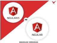 AngularJS Vs Angular: Understanding the Differences