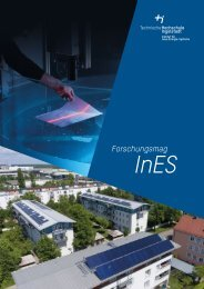 Forschungsmag InES 2019