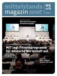 Mittelstandsmagazin 05-2019