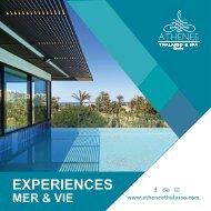 Experiences  mer& vie by Athénée thalasso & Spa , Djerba