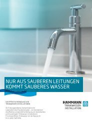HAMMANN_Trinkwasser-Installation_Prospekt