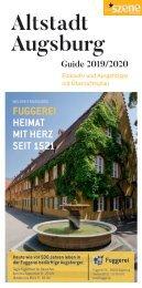 Altstadt-Guide Augsburg 2019