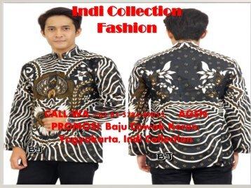 CALL/WA +62 81-5784-09055, TEMPAT JUAL, PROMOSI, Baju Batik Wanita Terbaru, Pontianak, Indi Collection